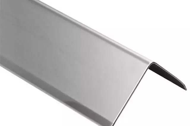 Stainless Steel Mirror Angle bar