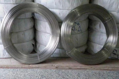 Cold Drawn Stainless Steel Bright Wire