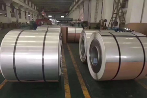 Stainless Steel Coil Strip